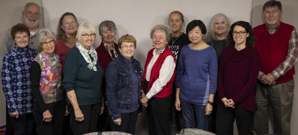 2018-2019 Board Members